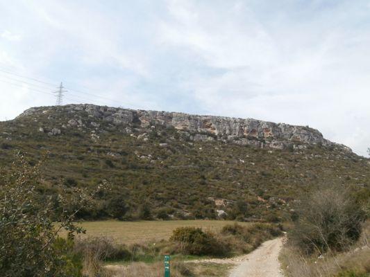 La montaña de los escaladores...
